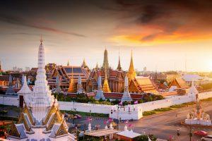 Temple of the Emerald Buddha,Bangkok