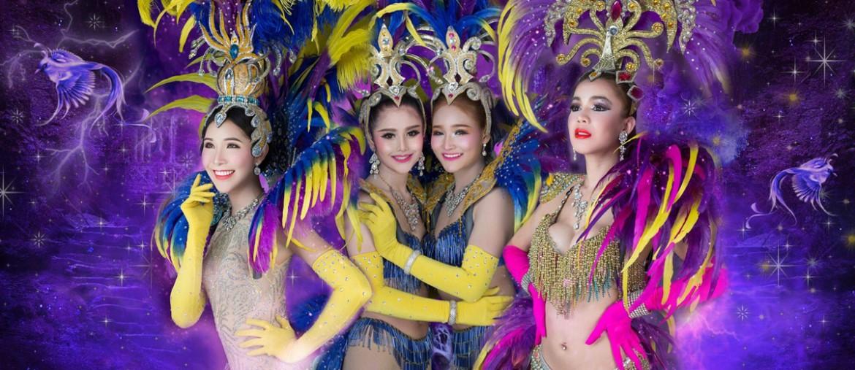 Chiangmai, Cabaret, show, ladyboy, チェンマイ,